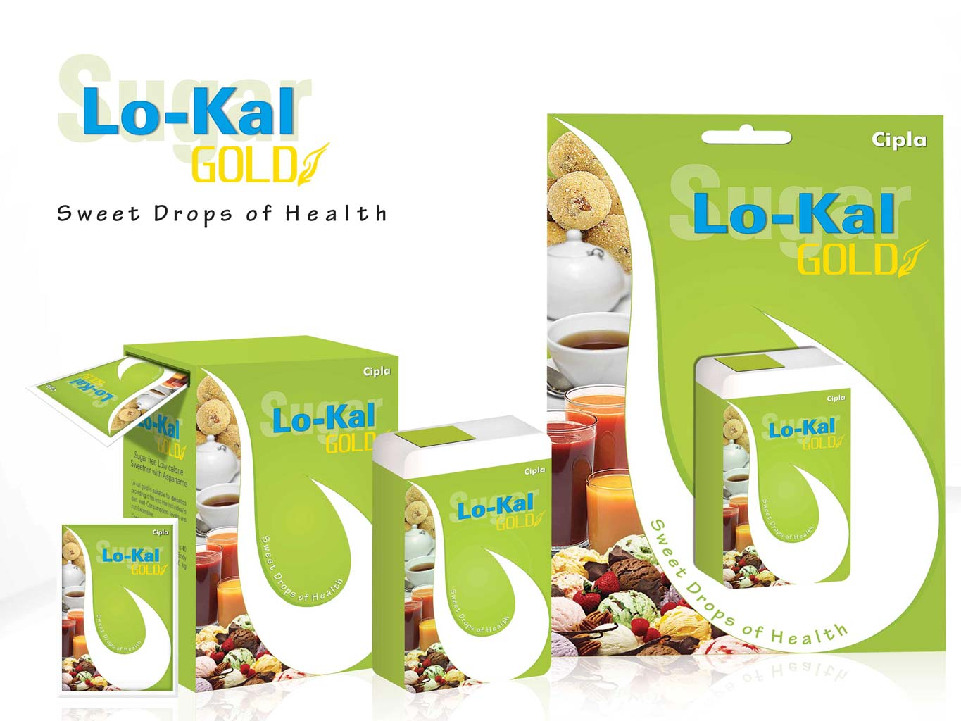 All Lo-kal Green