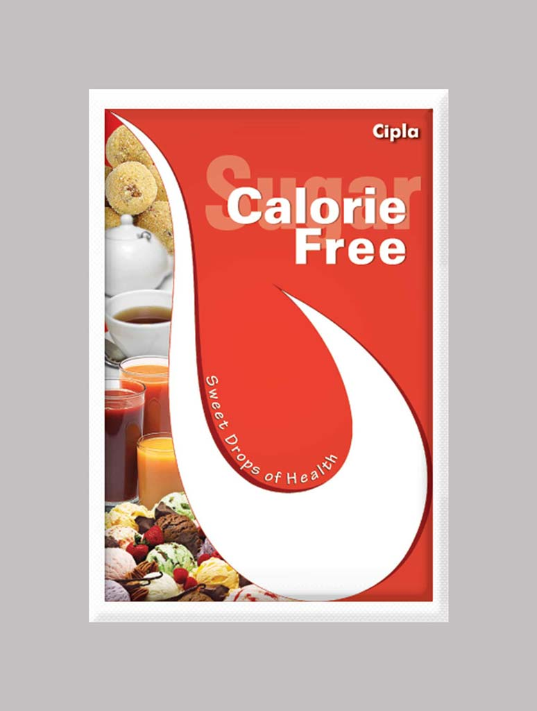 Calorie Free- sachet Red