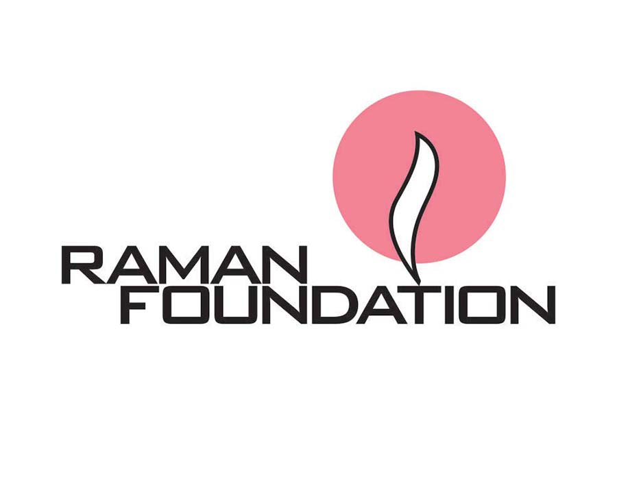 Raman-Foundation- original logo